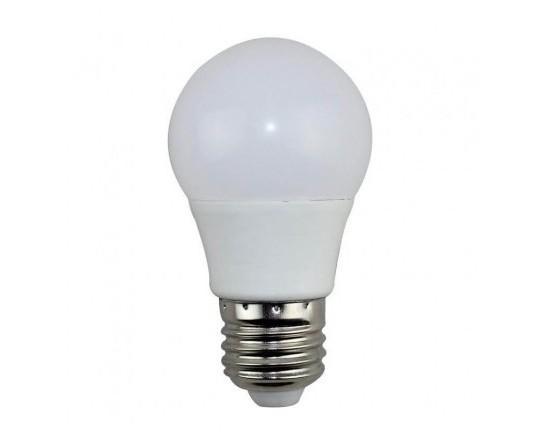 Bombilla LED 5W. Reduce tu factura de la luz y colabora con el medio ambiente