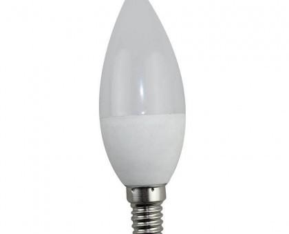 Bombilla LED Vela. Le dará un toque vintaje a la decoración de tu hogar o local comercial.