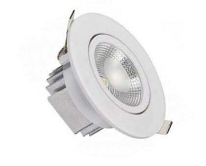 Empotrable LED 6W. Fabricado en termoplastico