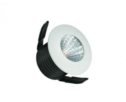 Empotrable LED 3W. De alta luminosidad.