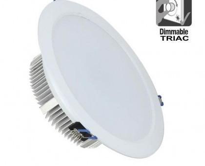 Downlight LED 50W. Con una estética sutil y moderna.