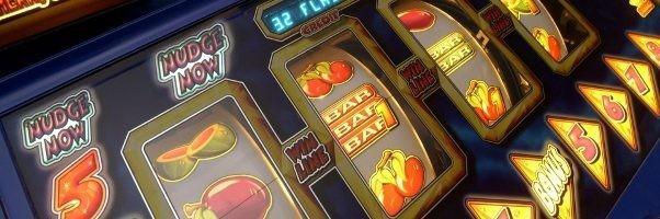 Equipamiento para Juegos de Azar.Máquinas tragaperras en bares