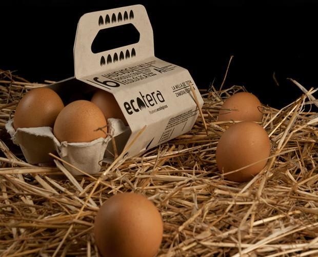 Huevos Ecotera. Respetamos el proceso natural de los huevos
