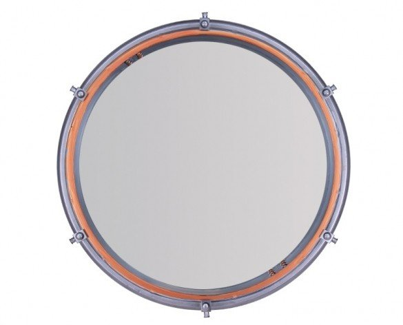 Espejo circular. Steel 50