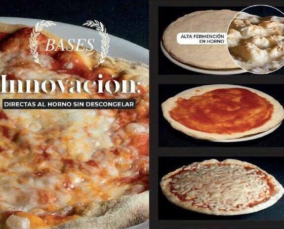 Bases de Pizza. Productos para privados y profesionales