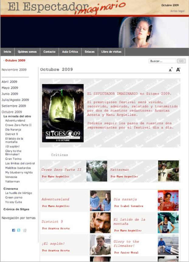 Revista online. Revistas digitales, portales de anuncios, elearning