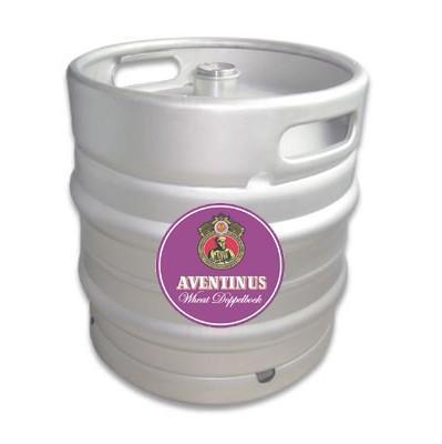 Cerveza de Importación.Barril de cerbeza Aventinus