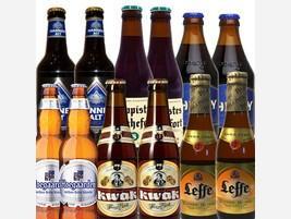 Pack de botellas