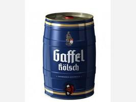 Barril de cerveza Gaffel Kölsch