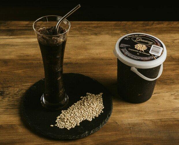 Granizado de Cebada 1 Litro. Comparte y disfruta de nuestro sabor a cebada
