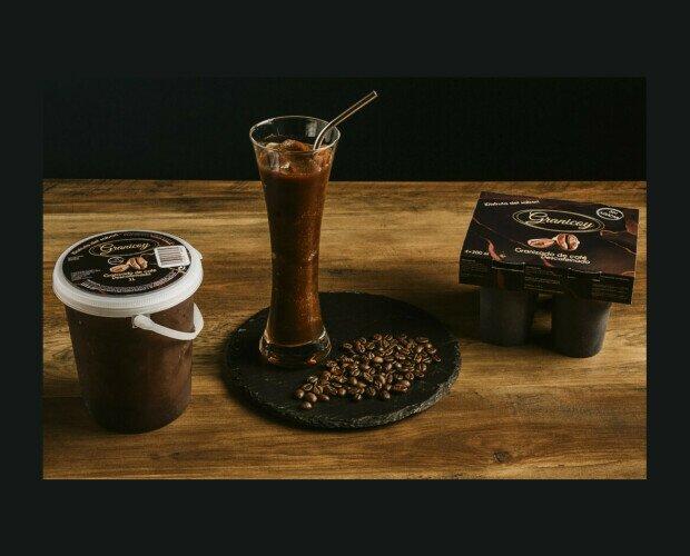 Granizado de Café Pack. Comparte nuestro sabor a café en pack de 4*200ml.