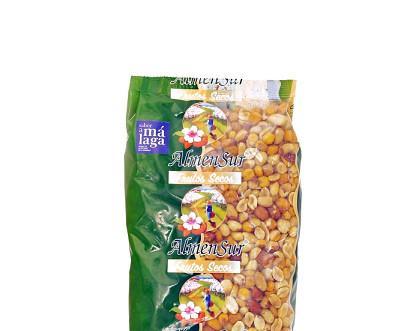 Cacahuetes.En presentación de 1 Kg.