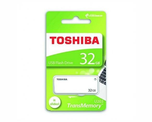 Pendrive 32Gb. Capacidad de almacenamiento 32 GB
