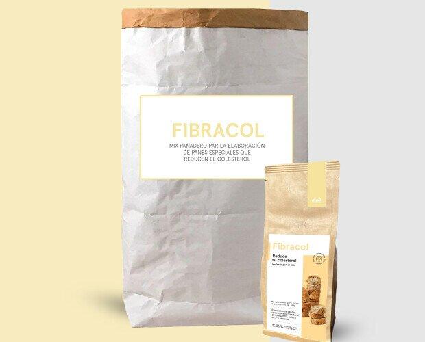 Fibracol - Reduce el colesterol. Mix panadero para elaborar panes especiales que reducen el colesterol