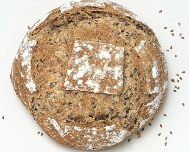 Pan elaborado con Fibraplus. Pan que acelera y regula el tránsito intestinal