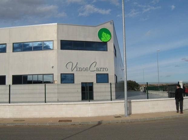 Nuestras instalaciones. Situadas en el Polígono de Valderrey (León)