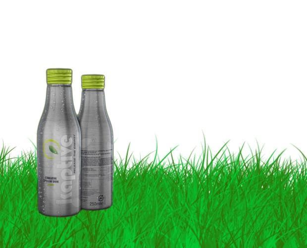 Bebidas Energéticas.Con hojas de Coca y té verde