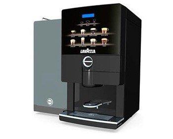 Cafetera Automática. Exquisito café al instante