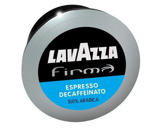 Cápsulas de Café. Descafeinado Lavazza