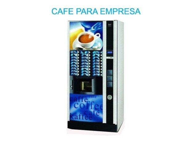 Instalación de Máquinas de Café para Vending.Vending de café