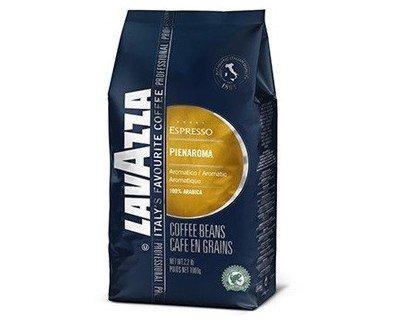 Café Molido.Café espresso en granos