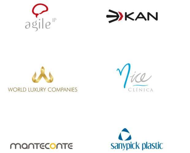 Diseño Gráfico.Diseño gráfico - ejemplos de logotipos