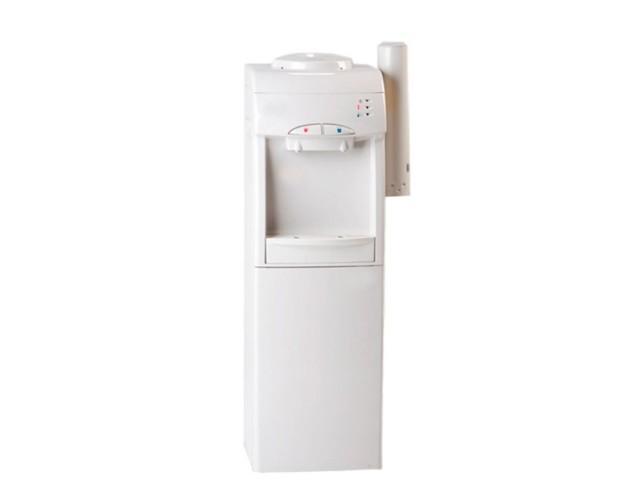 Fuente Sena. Puede servir agua a tres temperaturas: fría, natural o caliente