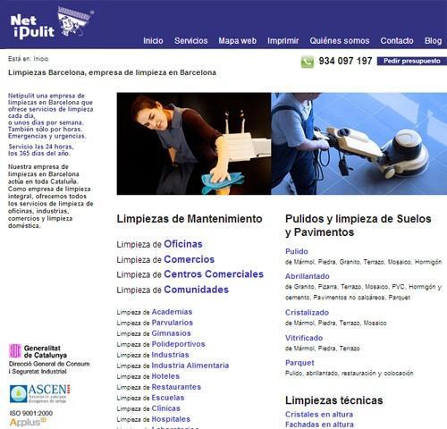 Diseño Web.Diseño de webs corporativas