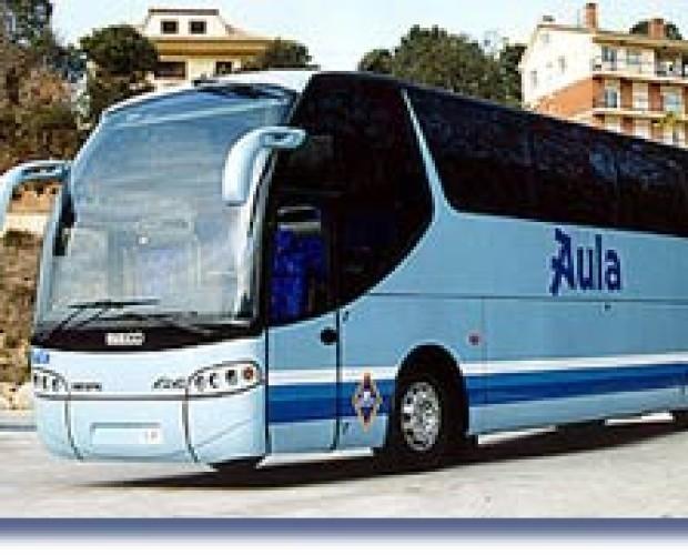 transporte escolar. Ofrecemos el servicio de transporte a escuelas