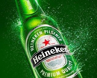 Heineken. Botella Heineken de 25 cl. y 33 cl.