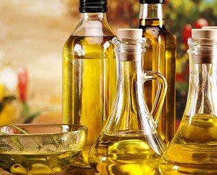 Aceites de Oliva. Aceites comestibles refinados o crudos a granel o embotellados