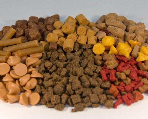Comida para animales. Ofrecemos gran variedad de comida para animales