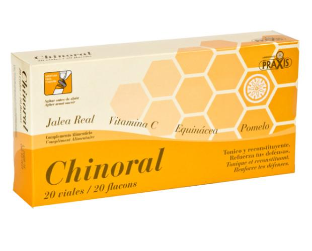 Productos de Parafarmacia. Complementos Nutricionales para Sistema Inmunitario. Contiene jalea real, vitamina C, equinácea y semilla de pomelo