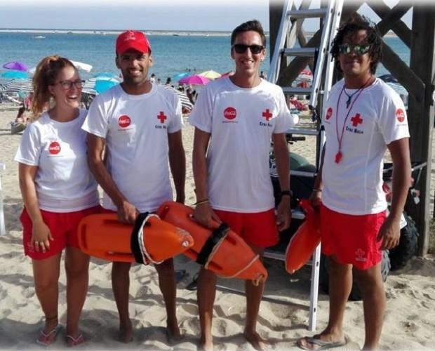 Coca Cola. Patrocinar la labor de Salvamento y Socorrismo 2017