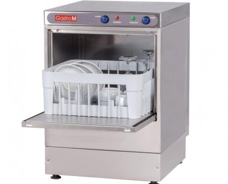 Lavavasos industrial Gastro. Ciclo de lavado de 2 minutos
