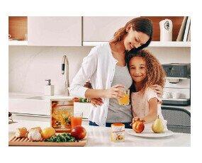 FITLINE POWERCOCKTAIL. Los mejores extractos de bayas, frutas, verduras, hierbas y especias de alta calidad,