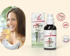 FitLine Dúo Vegano. Contribuyen a la función normal del cerebro y el corazón-a partir de 2 tomas al día*