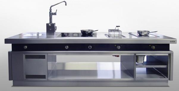 Cocinas. Equipamiento para cocinas industriales