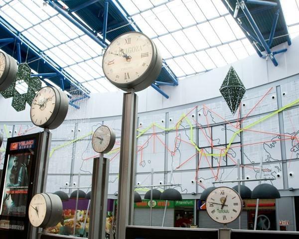 Plaza Imperial. Tematización de centro comercial