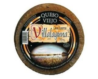 Queso viejo. Elaborado con leche cruda 100 % de Oveja, Cabra y Vaca.