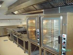 Cocinas Industriales. Fabricadas en acero inoxidable