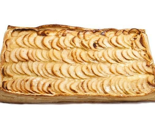 Plancha Gourmet Manzana. Plancha de manzana