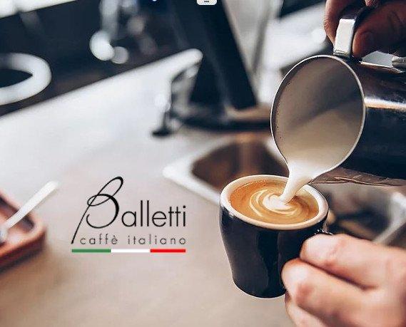 Cafés Balletti. Un café que marca la diferencia.