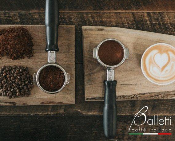 Top Hostelería. Autentico Espresso Italiano y un excelente servicio.
