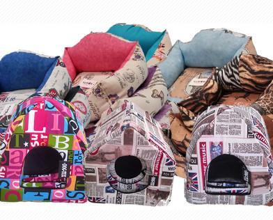 Camas para perros. Disponemos de varios modelos de camas, iglus y casitas
