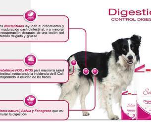 Control digestivo. Formulación realizada por expertos en nutrición