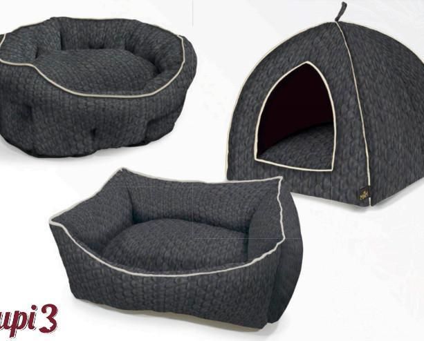 Dormitorios para perros. Igloo y cunas para la comodidad de su mascota