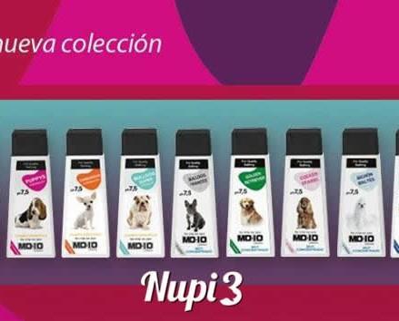 Champú. Champú md10 para peluquería profesional y venta al público.