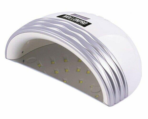 Productos para Manicura y Pedicura. Equipos para el Cuidado de las Uñas.  Permite establecer tres tiempos de secado: 30, 60 y 99 segundos.