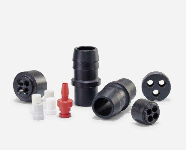 moldeo por inyección de plástico. piezas por  moldeo por inyección de plástico